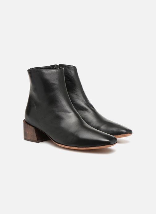 Stiefeletten & Boots Mari Giudicelli Classic Boot schwarz 3 von 4 ansichten
