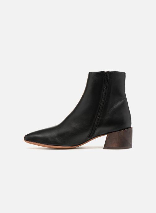 Stiefeletten & Boots Mari Giudicelli Classic Boot schwarz ansicht von vorne