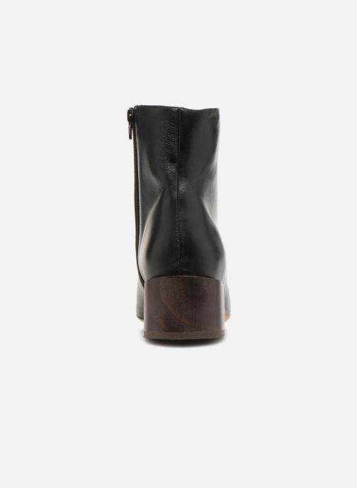 Bottines et boots Mari Giudicelli Classic Boot Noir vue droite