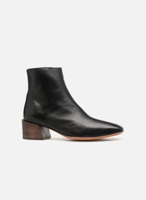 Bottines et boots Mari Giudicelli Classic Boot Noir vue derrière