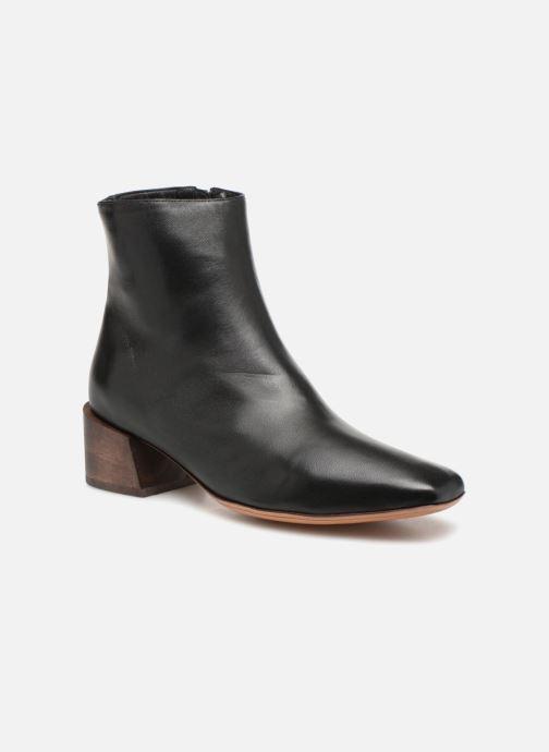 Bottines et boots Mari Giudicelli Classic Boot Noir vue détail/paire
