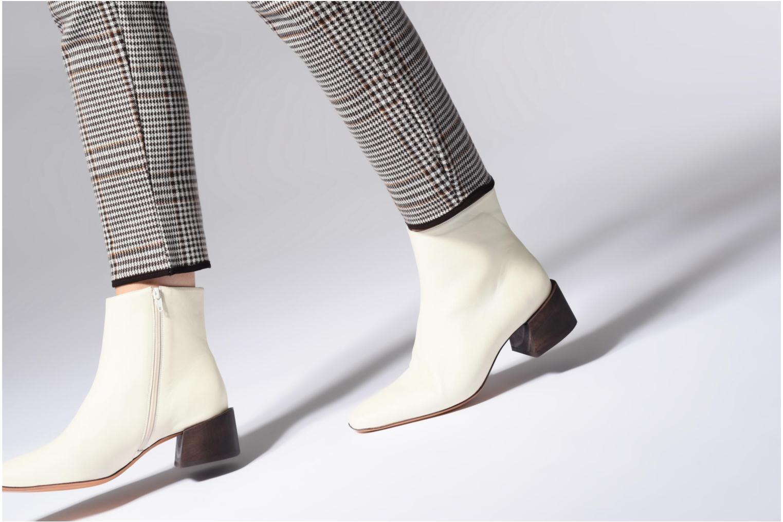 Bottines et boots Mari Giudicelli Classic Boot Noir vue bas / vue portée sac