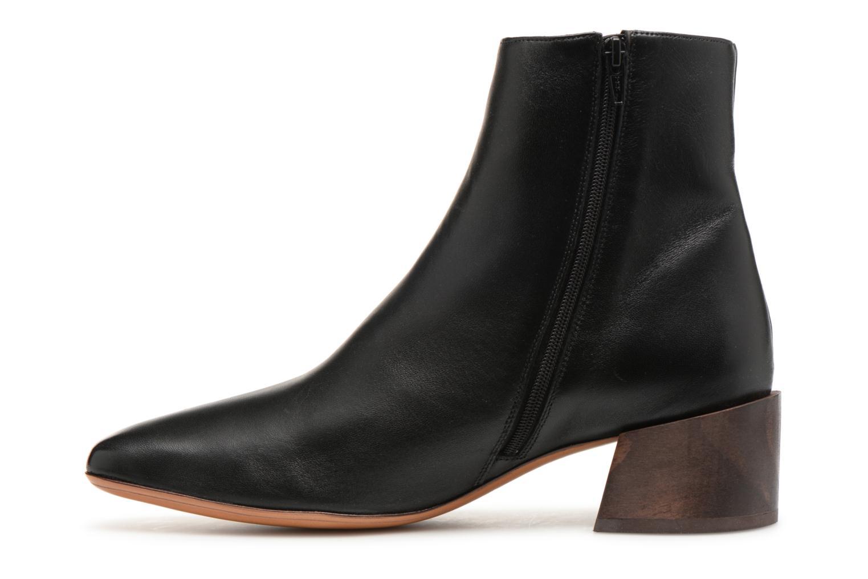 Bottines et boots Mari Giudicelli Classic Boot Noir vue face