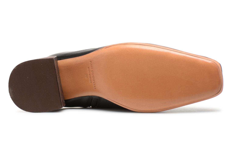 Bottines et boots Mari Giudicelli Classic Boot Noir vue haut