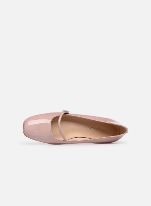 Ballerines Georgia Rose Ladiam Rose vue gauche