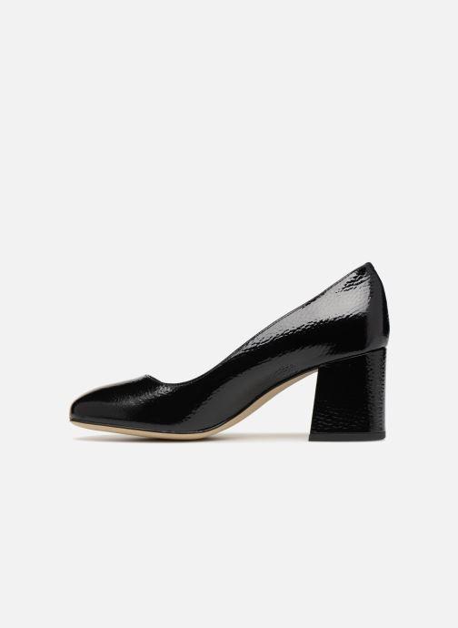 Zapatos de tacón Georgia Rose Lafrima Negro vista de frente
