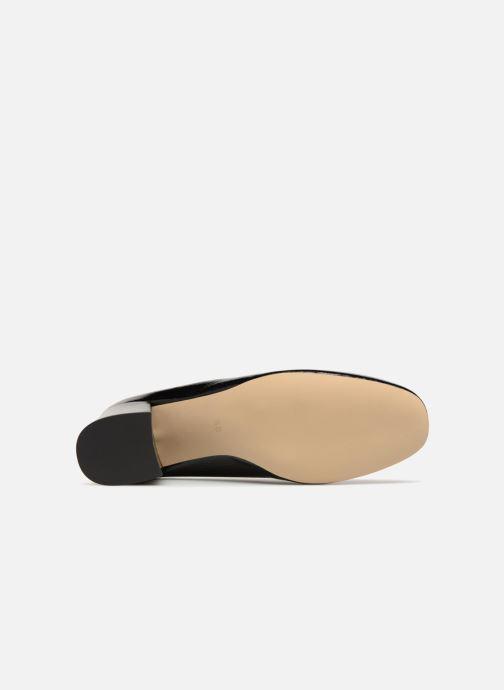 Zapatos de tacón Georgia Rose Lafrima Negro vista de arriba