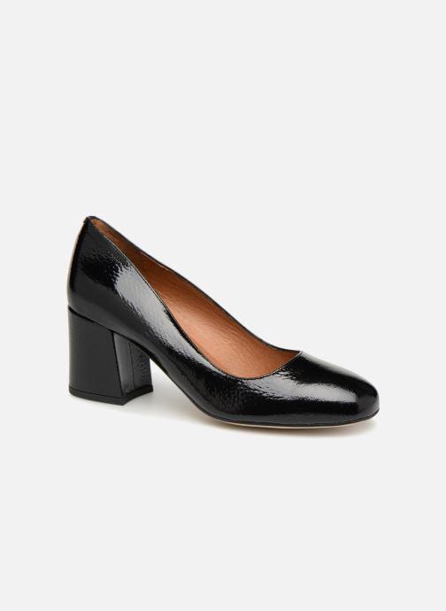 Zapatos de tacón Georgia Rose Lafrima Negro vista de detalle / par