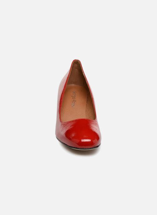 Escarpins Georgia Rose Lafrima Rouge vue portées chaussures
