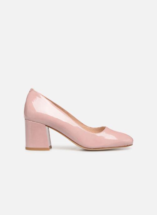 High heels Georgia Rose Lafrima Pink back view