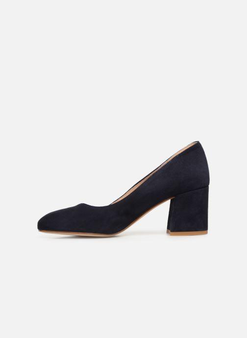 Zapatos de tacón Georgia Rose Lafrima Azul vista de frente