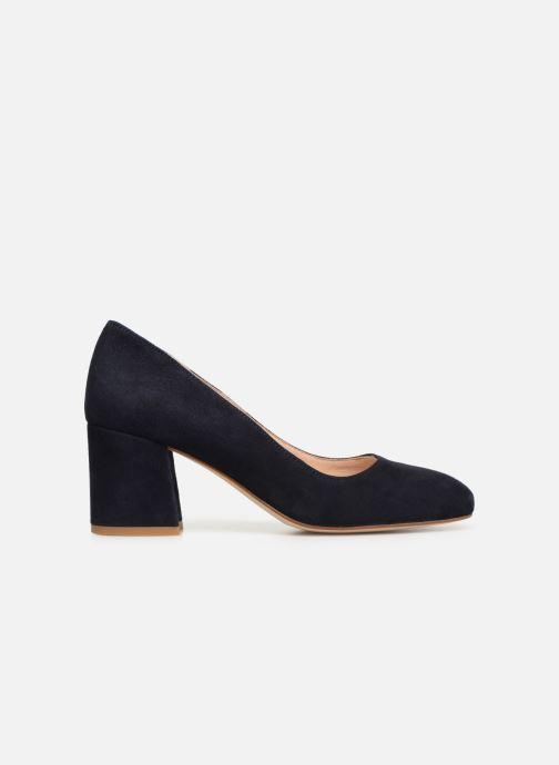 Zapatos de tacón Georgia Rose Lafrima Azul vistra trasera