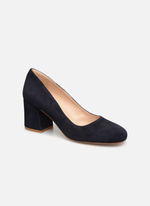 Zapatos de tacón Georgia Rose Lafrima Azul vista de detalle / par