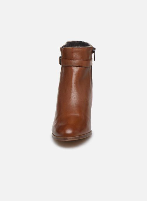 Boots en enkellaarsjes Georgia Rose Cechic Bruin model