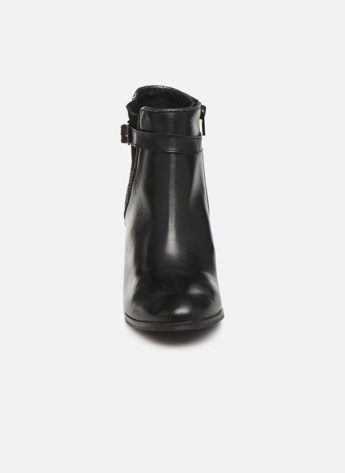Bottines et boots Georgia Rose Cechic Noir vue portées chaussures