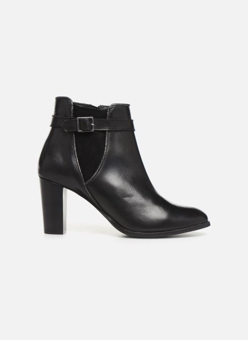 Bottines et boots Georgia Rose Cechic Noir vue derrière