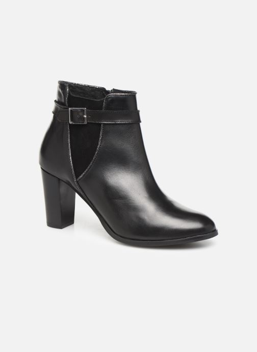 Boots en enkellaarsjes Georgia Rose Cechic Zwart detail