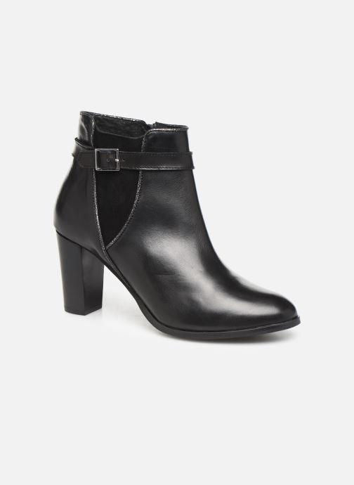 Bottines et boots Georgia Rose Cechic Noir vue détail/paire