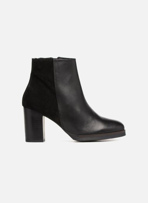 Bottines et boots Georgia Rose Cepatin Noir vue derrière