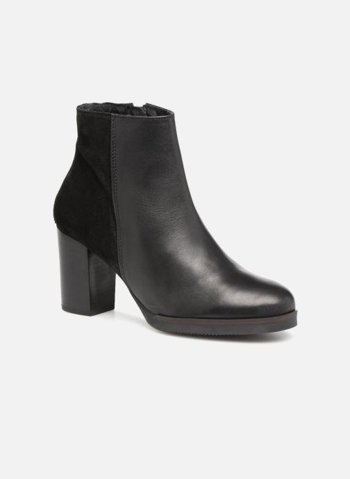 Bottines et boots Georgia Rose Cepatin Noir vue détail/paire