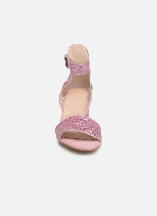 Escarpins Shoe the bear MAY S Rose vue portées chaussures