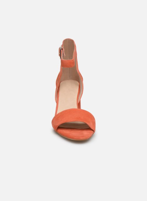 Décolleté Shoe the bear MAY S Arancione modello indossato