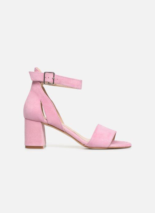 Høje hæle Shoe the bear MAY S Pink se bagfra