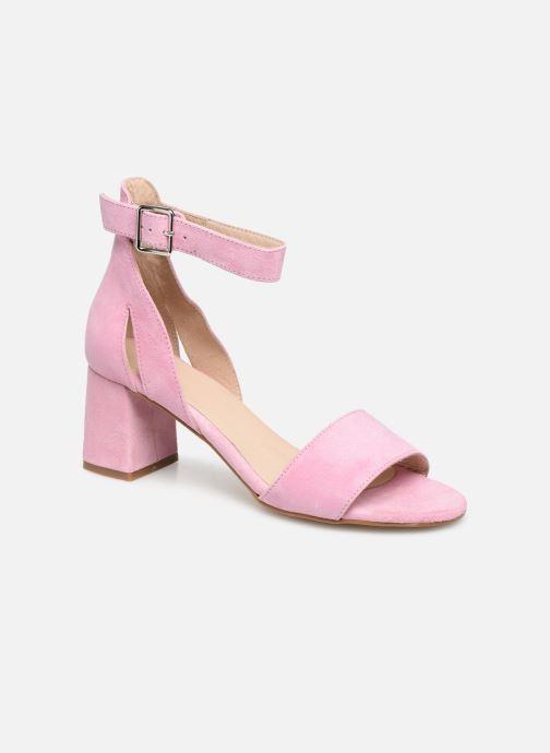 Høje hæle Shoe the bear MAY S Pink detaljeret billede af skoene