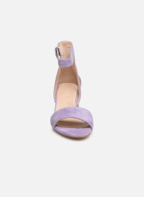 Escarpins Shoe the bear MAY S Violet vue portées chaussures