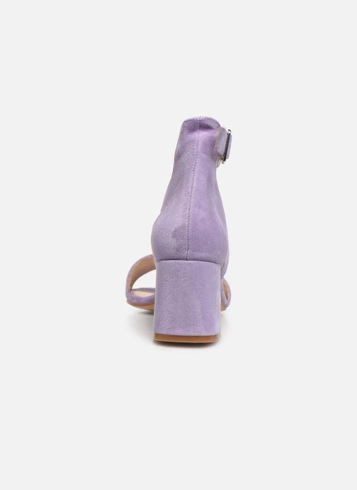 Escarpins Shoe the bear MAY S Violet vue droite