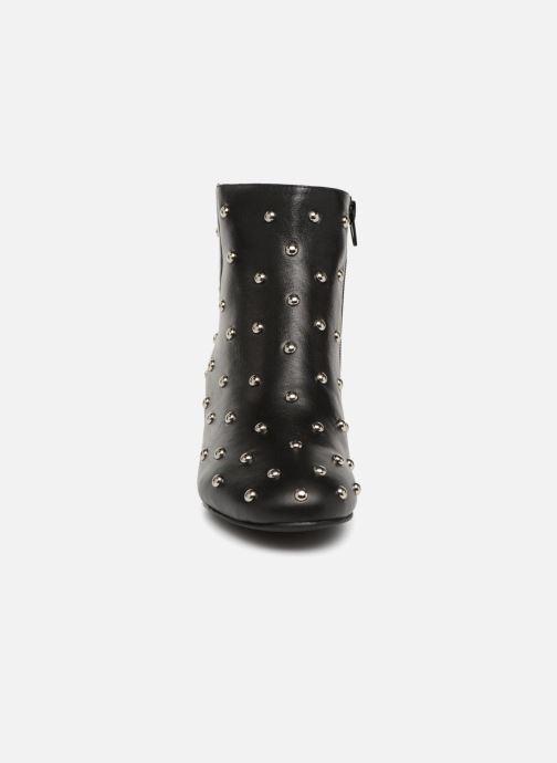 Bottines et boots Shoe the bear AYA STUDS Noir vue portées chaussures