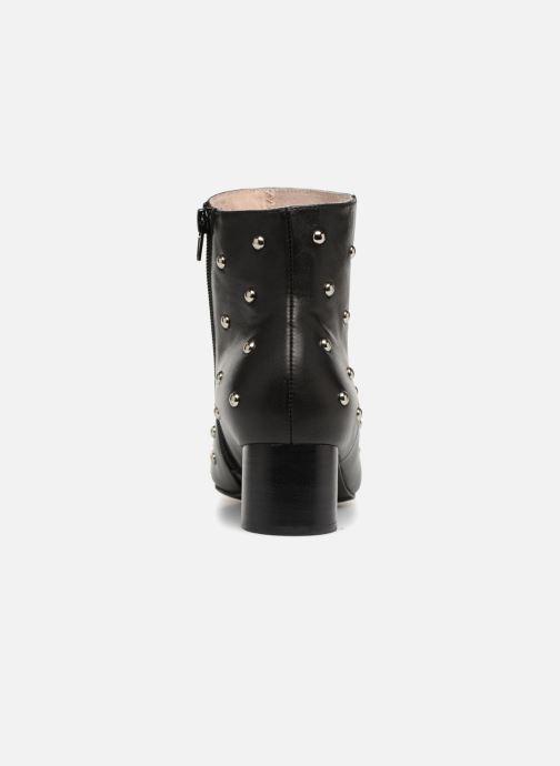 Bottines et boots Shoe the bear AYA STUDS Noir vue droite