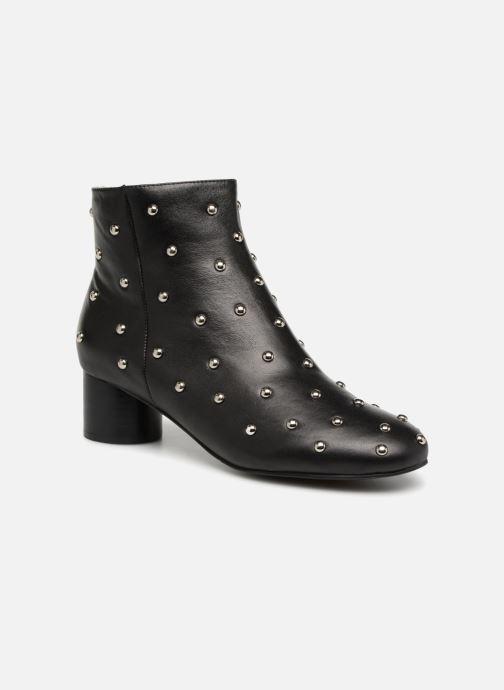 Bottines et boots Shoe the bear AYA STUDS Noir vue détail/paire