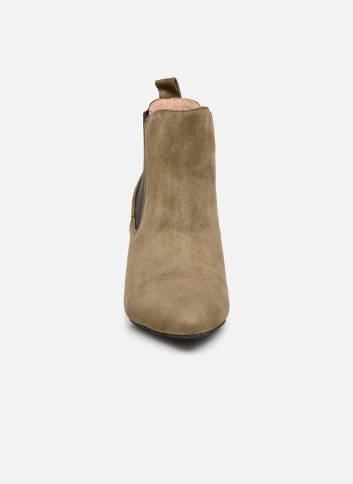 Bottines et boots Shoe the bear AGNETE CHELSEA S Vert vue portées chaussures
