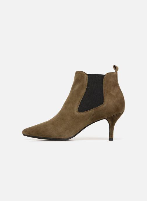 Bottines et boots Shoe the bear AGNETE CHELSEA S Vert vue face