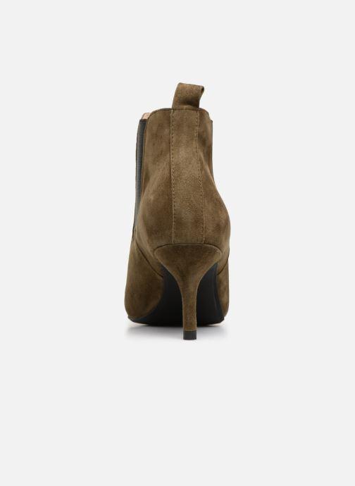 Bottines et boots Shoe the bear AGNETE CHELSEA S Vert vue droite