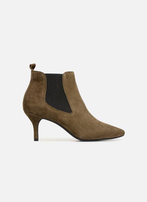 Bottines et boots Shoe the bear AGNETE CHELSEA S Vert vue derrière