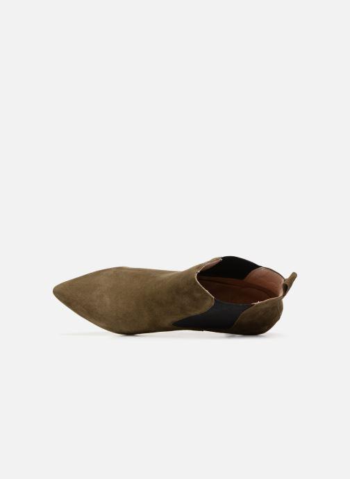 Boots en enkellaarsjes Shoe the bear AGNETE CHELSEA S Groen links