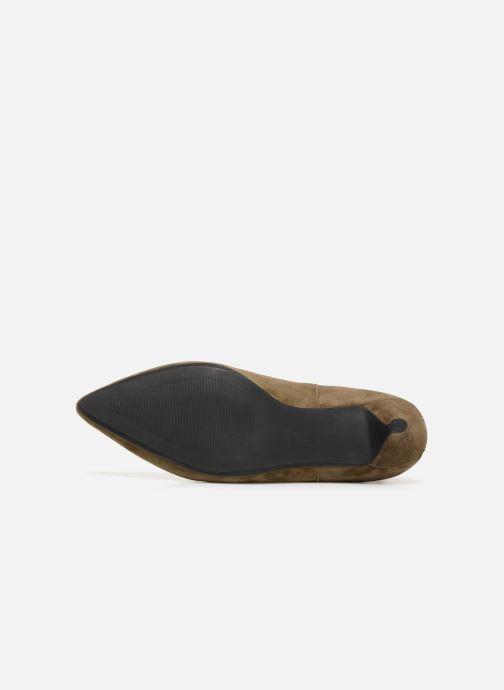 Bottines et boots Shoe the bear AGNETE CHELSEA S Vert vue haut