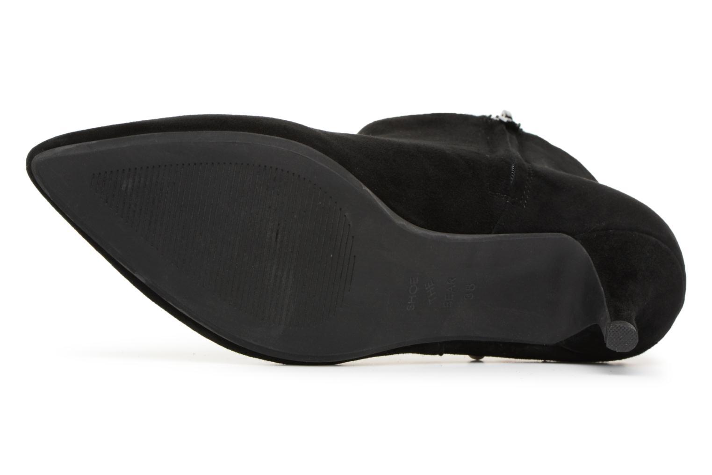 Stiefeletten & Boots Shoe the bear AGNETE STUDS schwarz ansicht von oben