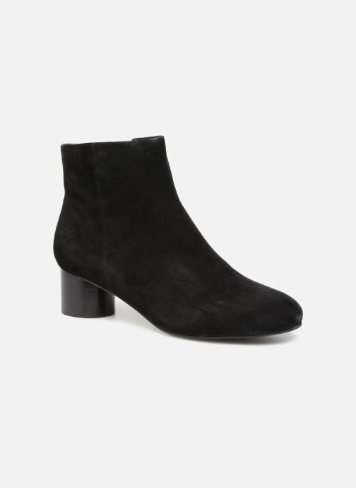 Boots en enkellaarsjes Shoe the bear AYA S Zwart detail