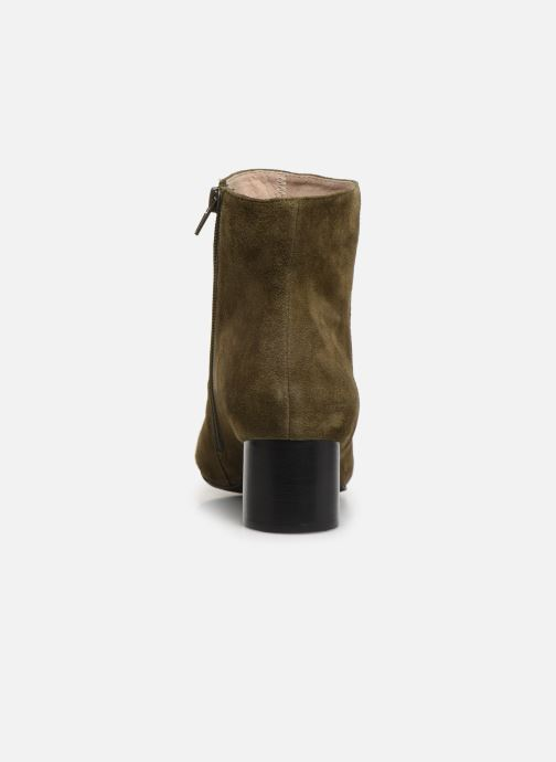 Boots en enkellaarsjes Shoe the bear AYA S Groen rechts