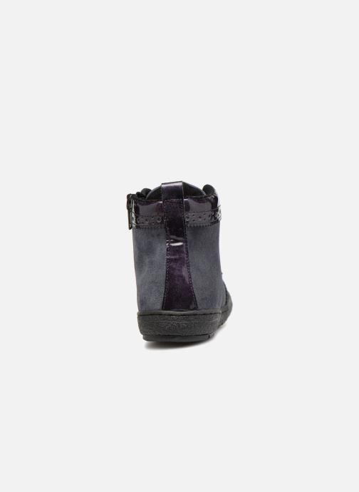 Sneakers I Love Shoes Solina Leather Azzurro immagine destra