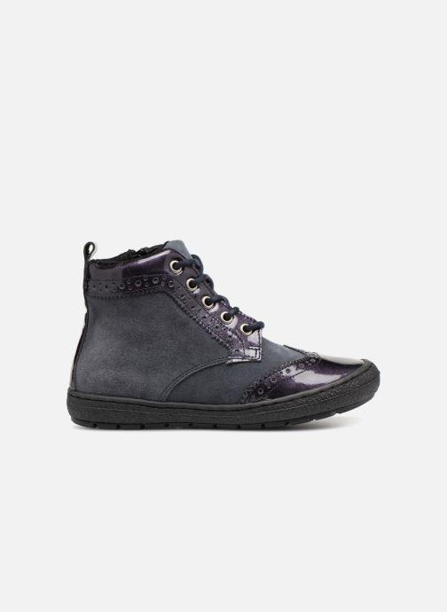 Deportivas I Love Shoes Solina Leather Azul vistra trasera