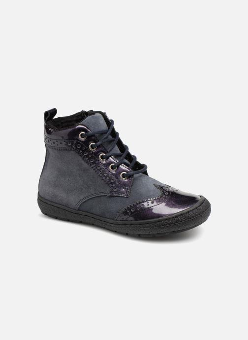 Sneakers I Love Shoes Solina Leather Azzurro vedi dettaglio/paio