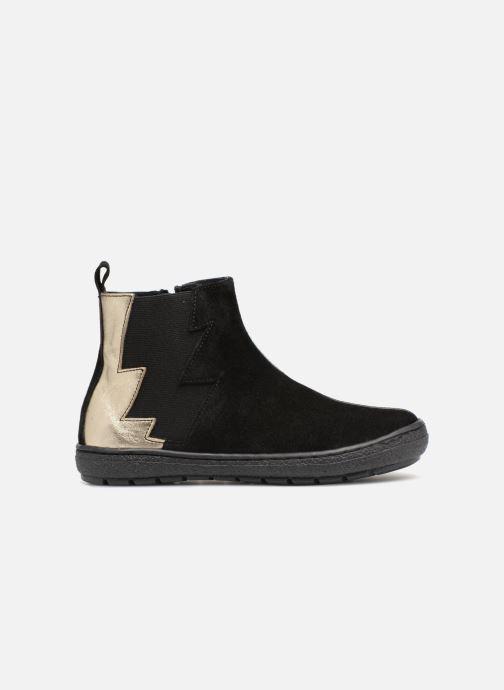 Stiefeletten & Boots I Love Shoes Soclair Leather schwarz ansicht von hinten