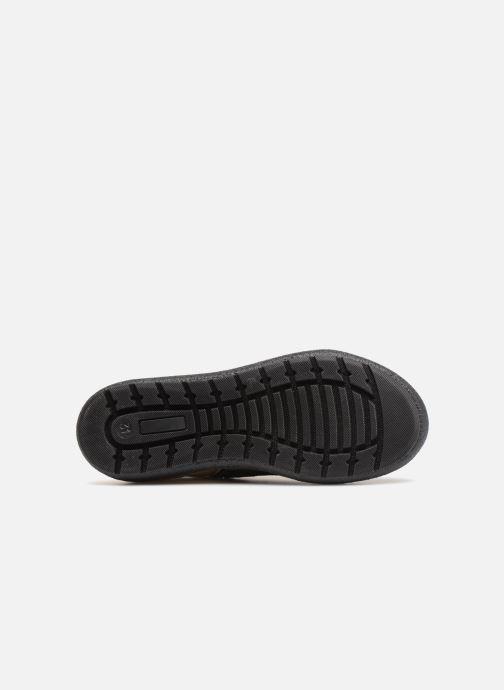 Stiefeletten & Boots I Love Shoes Soclair Leather schwarz ansicht von oben