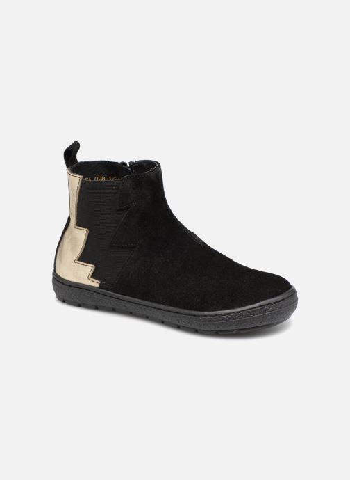 Bottines et boots I Love Shoes Soclair Leather Noir vue détail/paire