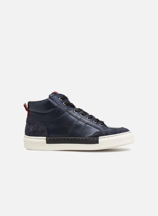Sneaker I Love Shoes Solido Leather blau ansicht von hinten