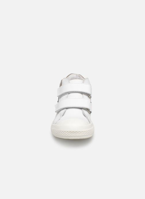 Trainers I Love Shoes Solibam Leather White model view